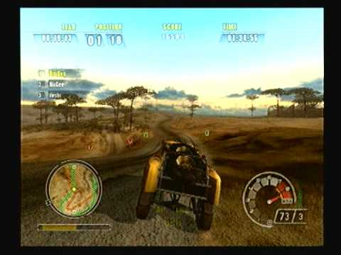 PS2 Africa 2 P2P Truck World Record-m.mpg