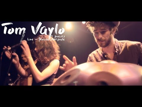 Tom Vaylo - Live @Péniche Antipodes - Feat. Youtie, Sky, Mey, Keveen & Gab