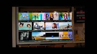 100인치 대형티브 대형TV 회의용 가정용 강의용 대형…