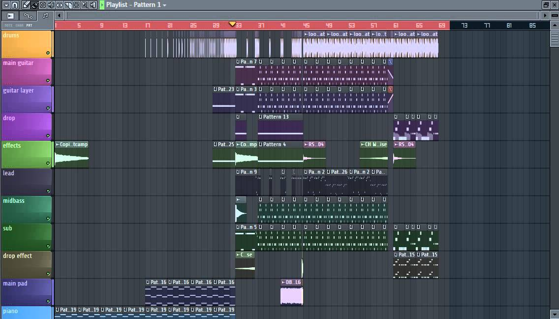 how to make drum and bass in fl studio 12