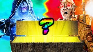 ZOMBIES 2 BOX CHALLENGE EASTER EGGS!! [Call of Duty: Black Ops 3: Zombies]