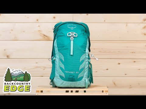 a293ff6c9a2 Osprey Tempest 20 Women's Day Pack - YouTube