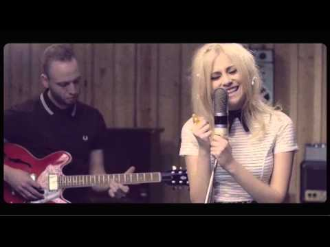 Pixie Lott - When You Were My Man [Live At The Pool]