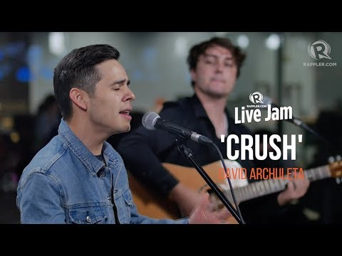 'Crush' – David Archuleta