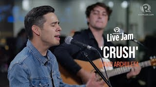 Video 'Crush' – David Archuleta download MP3, 3GP, MP4, WEBM, AVI, FLV Agustus 2018