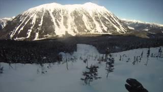 bc ski touring