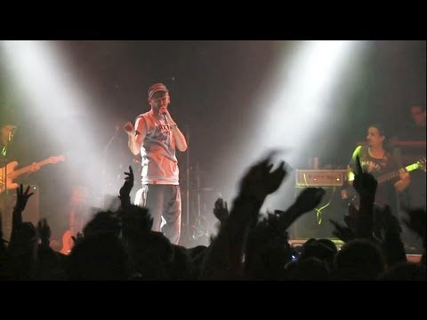 Uwe Kaa & One Drop Band - Wir Leben Laut | live @ Chiemsee 2010