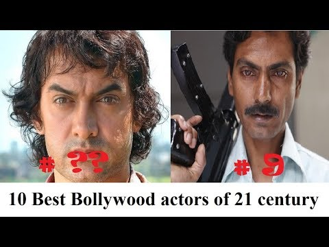 10 Best Bollywood Actors of the 21st Century | 10 Bollywood Movies Actors everyone Likes