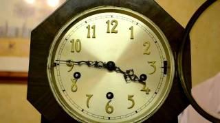 3-Chimes Grand-Daughter Clock by Peerless