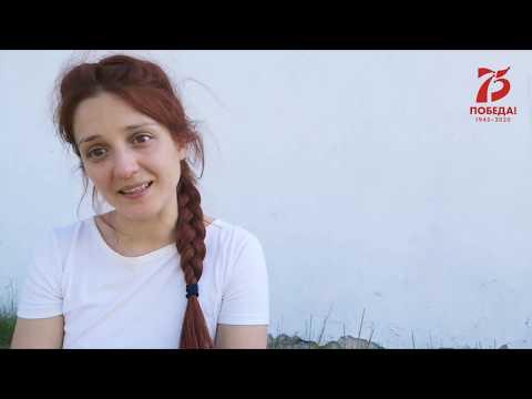 Муса Джалиль «Чулочки» | читает Христина Полуянова