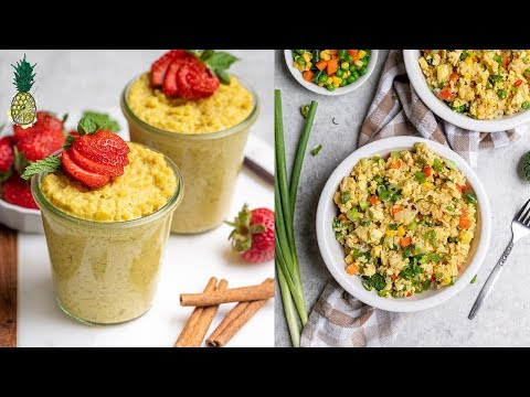 Easy Recipes to Use Up Leftover Rice | Vegan