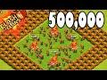 "Clash of Clans - 500,000! ""WALLBREAKER DONATION TROLLING!"" + House / Car / Setup Tour! 500,000 Video"