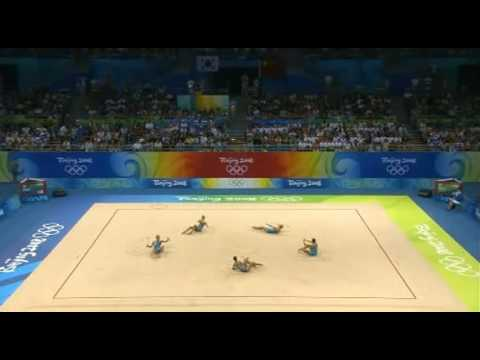Italy 3 hoops 4 clubs 2008 olympic games Beijing Q