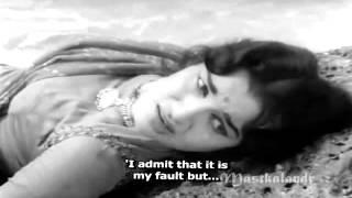 wo dil kahan se laun..Lata - RajinderKrishan- Ravi..Bharosa1963..a tribute