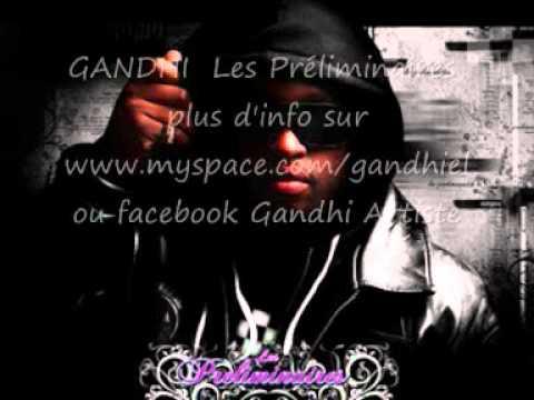 Youtube: GANDHI – Les bras ballants