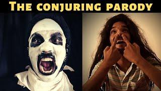 Conjuring Parody | Ghost Funny Parody | Prank Parody Spoof