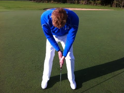 Improve Your Putting – Cack handed