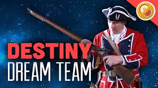 Destiny No Land Beyond - The Dream Team (PS4 Multiplayer Gameplay) Funny Gaming Moments
