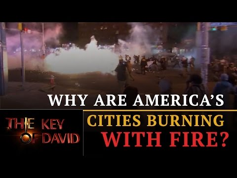 Why Are America's Cities Burning With Fire?