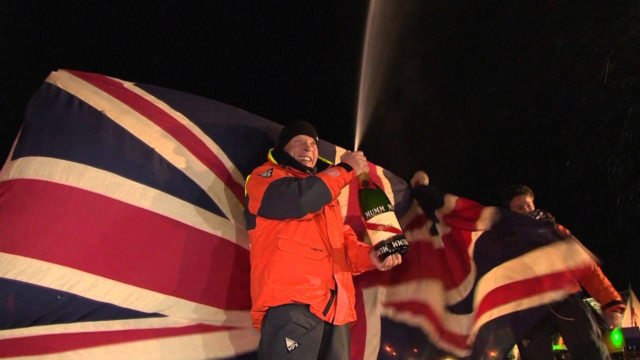Mike Golding & Gamesa finish the Vendée Globe 2012-2013