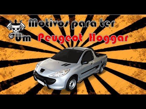 Motivos para ter um Peugeot Hoggar