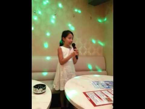 31072016 Bibi at Kyoto karaoke 03
