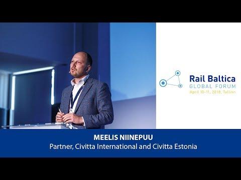 M. Niinepuu: The Results of Muuga Terminal Study | RBGF 2018