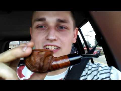 Rare 1950's BP Jum Tobacco Pipe
