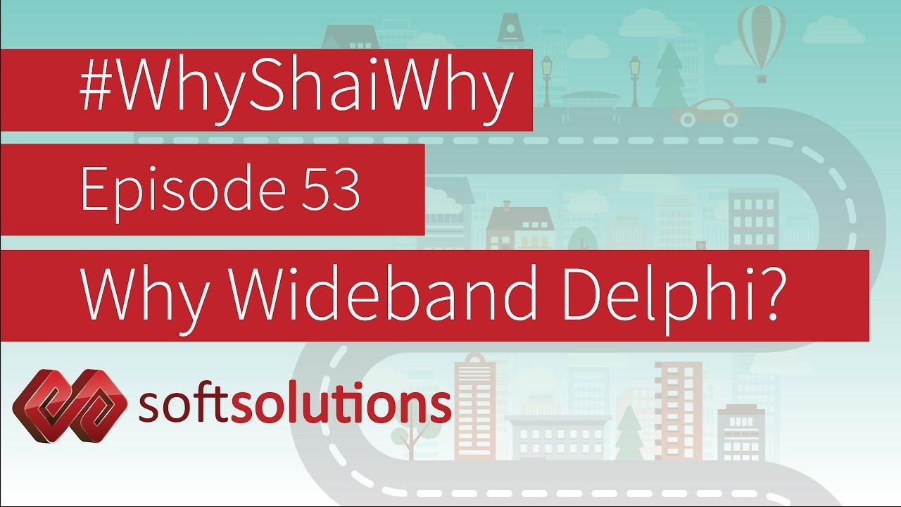 Why Wideband Delphi Works (Agile Estimating) - #WhyShaiWhy Ep 53