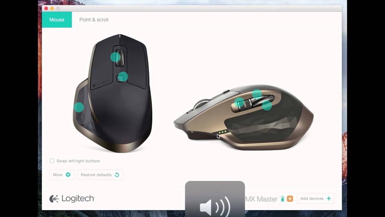 Review: Logitech Options Software (MX Master)