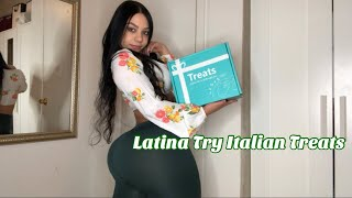 LATINA TRYS ITALIAN TREATS