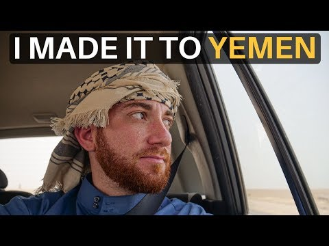 I MADE IT TO YEMEN (first Impressions)