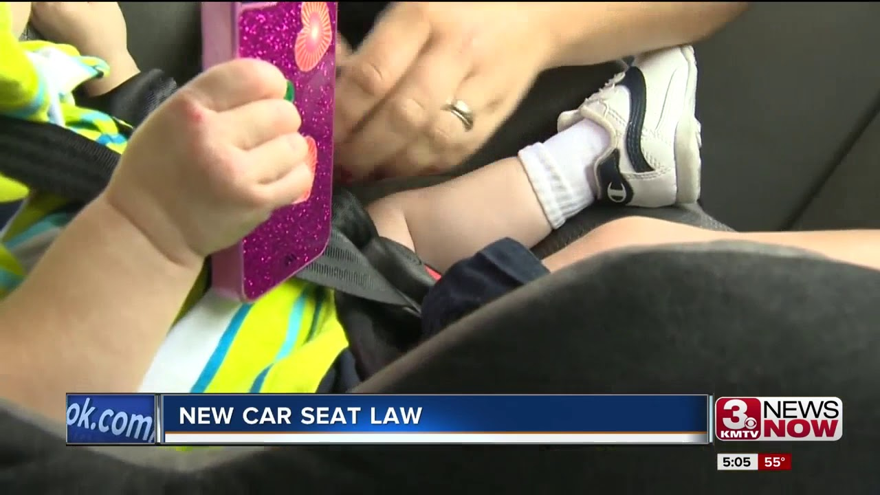Nebraska Changes Car Seat Law