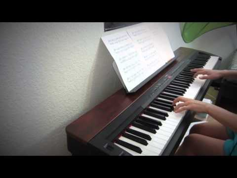 Ben Folds - The Luckiest | Piano
