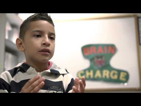 BRAIN CHARGE at International Elementary