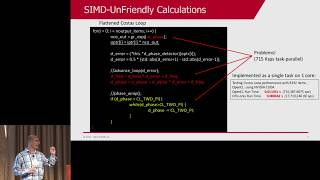 GRCon17 - SDR on GPUs: Practical OpenCL Blocks and Their Performance - Michael Piscopo