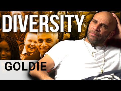 LONDON'S GREAT DIVERSITY -  Goldie