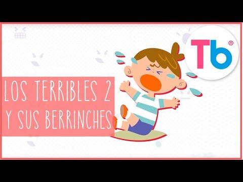 Los terribles dos y sus berrinches | Todobebé