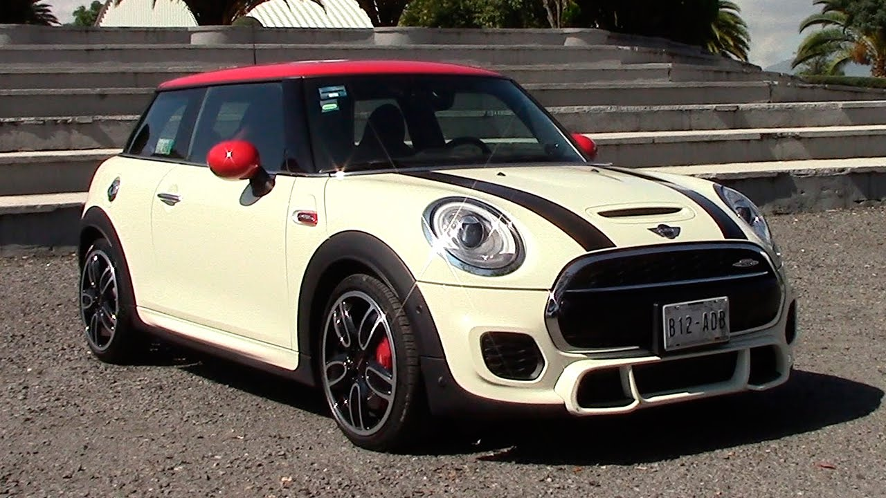 mini john cooper works 2016 a prueba autocosmos youtube. Black Bedroom Furniture Sets. Home Design Ideas