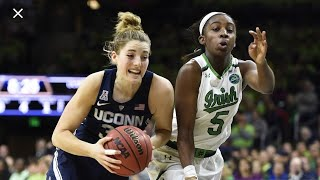 Live Reaction to UConn vs Notre Dame Final Four Women Deserve Our Support Too