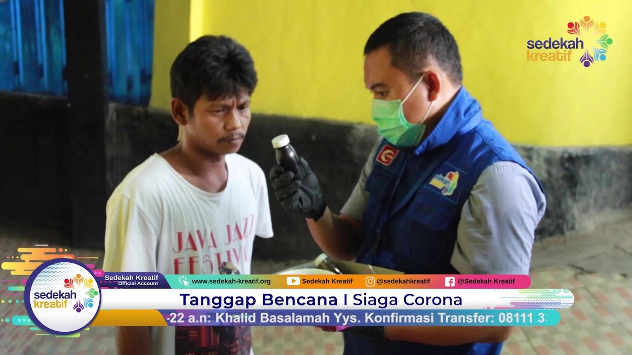 Penyaluran Bantuan Kemanusiaan, Lazeez - Tanggap Bencana Covid19