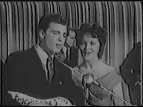 Ricky Nelson and Linda Bennett - You Are The Only One (1960 Ozzie and Harriet Show)