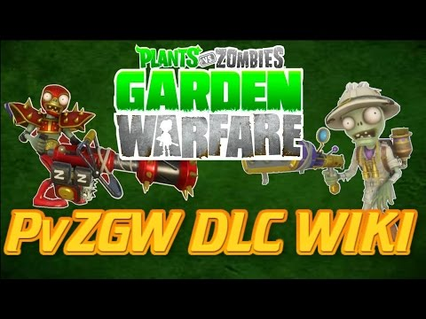Plants vs Zombies Garden Warfare - DLC Wiki - What Future DLC Would You Like?