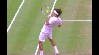 Roger Federer - Strange Returns