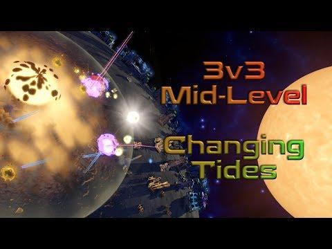 [RIFF-RAFF] 3v3 Unshared - Changing Tides and Close Calls | PA 496