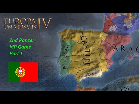 Europa universalis 4 Portugal  