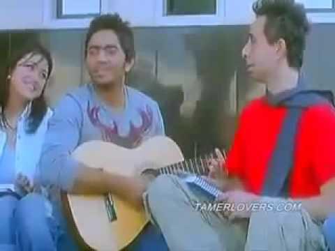 تامر حسني   تليفوني رن   فيلم عمر و سلمى 1 thumbnail