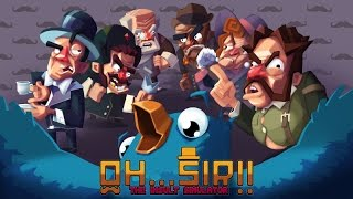 INSULTING EACH OTHER!! | Oh, Sir.. Insult Simulator!! | Fan Choice Friday w/ ThinksWife