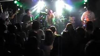 2009.12.20(日) Gridlock 1st Live@ZX WEST CHIBA 6曲目.