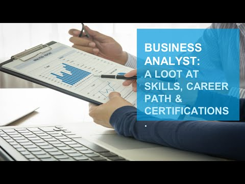 Business Analyst Training: Business Analyst Career Q & A